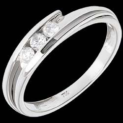 <a href=http://es.edenly.com/joyas/triologia-bipolar-oro-blanco-diamantes,258.html>Trilog�a Nido Precioso - Bipolar oro blanco - 3 diamantes - 0.16 quilates - 18 quilates <br><span  class='prixf'>460 &#x20AC;</span> (-55%) </a>