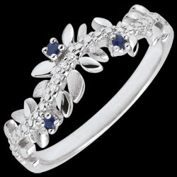 <a href=http://en.edenly.com/jewels/ring-enchanted-garden-foliage-royal-white-gold-diamonds-and-sapphires-9-carats,3497.html>Ring Enchanted Garden - Foliage Royal - white gold, diamonds and sapphires - 9 carats <br><span  class='prixf'>� 169</span> (-30%) </a>