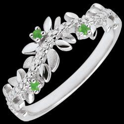 <a href=http://es.edenly.com/joyas/anillo-jardin-encantado-hojarasca-real-oro-blanco,3492.html>Anillo Jard�n Encantado - Hojarasca Real - oro blanco, diamantes e esmeraldas - 18 quilates <br><span  class='prixf'>REBAJAS:  280 &#x20AC;</span> (-55%) </a>
