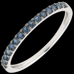 <a href=http://en.edenly.com/jewels/single-row-ring-white-gold-and-blu-sapphire,1721.html>Ring Bird of Paradise - one line - white gold and blue sapphire <br><span  class='prixf'>� 129</span> (-21%) </a>