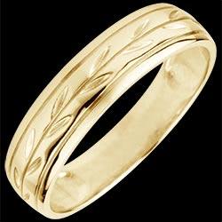 <a href=http://www.edenly.com/bijoux/alliance-romulus-or-jaune,1475.html>Alliance Fraicheur - Rameaux grav�s variation or jaune - 18 carats <br><span  class='prixf'>SOLDES:  290 &#x20AC;</span> (-63%) </a>
