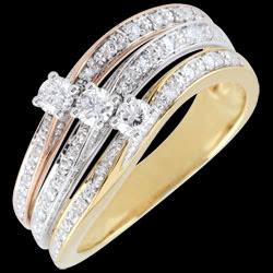 <a href=http://www.edenly.com/bijoux/bague-trilogie-elia,2542.html><span class='nom-prod-slide'>Bague Saturne Grande Trilogie - 3 ors - 0.372 carat - 18 carats</span> <br><span class='prixf'>990 &#x20AC;</span> (-55%)</a>