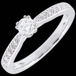 <a href=http://www.edenly.com/bijoux/bague-solitaire-garlane-griffes-19-carat,2675.html>Bague de Fian�ailles Or Blanc Solitaire Garlane 8 griffes - 0.19 carat <br><span  class='prixf'>690 &#x20AC;</span> (-50%) </a>