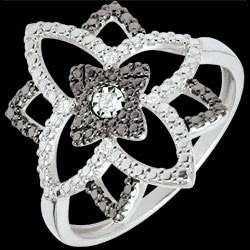 <a href=http://en.edenly.com/jewels/clair-obscure-ring-white-gold-and-black-diamonds-m,2861.html>Clair Obscure ring white gold and black diamonds -� Moonflower - 18 carat <br><span  class='prixf'>SALE:  � 219</span> (-58%) </a>